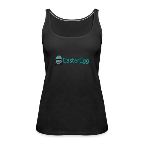 EasterEgg Support - Frauen Premium Tank Top