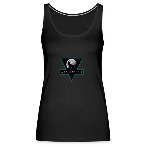 WOLFORCE - Camiseta de tirantes premium mujer