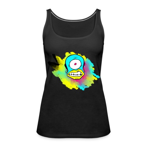 Alien - Camiseta de tirantes premium mujer