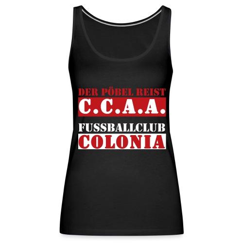 CCAA - Frauen Premium Tank Top
