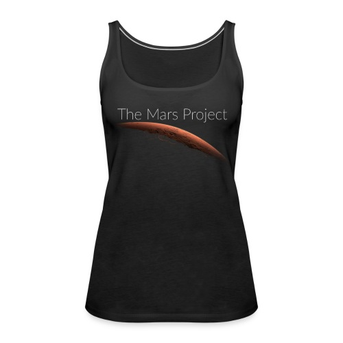 The Mars Project - Débardeur Premium Femme