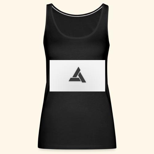 jarvi12 - Camiseta de tirantes premium mujer