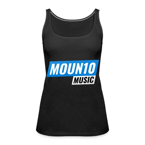 MOUN10MUSIC - Frauen Premium Tank Top