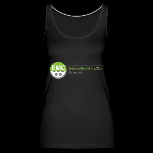 EMC Logo Hochauflösend - Frauen Premium Tank Top