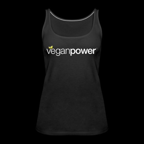 veganpower Lifestyle - Frauen Premium Tank Top
