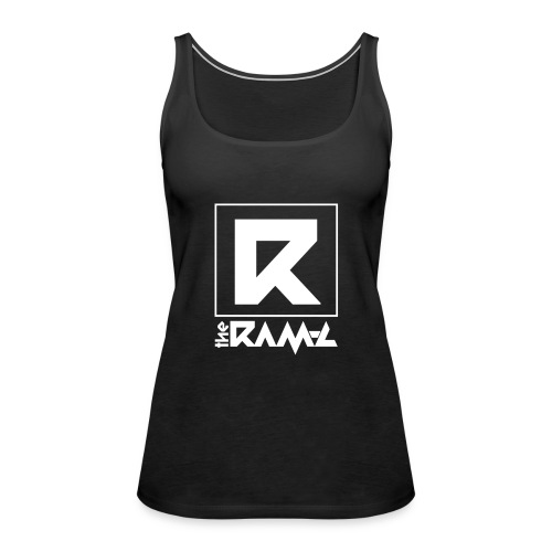 Dj The Ram C Official Logo W - Frauen Premium Tank Top