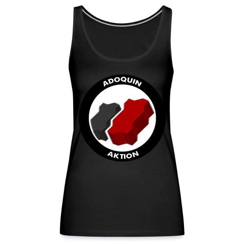 Adoquin Aktion - Camiseta de tirantes premium mujer