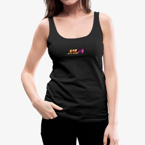HUNGRY MUFT - Camiseta de tirantes premium mujer