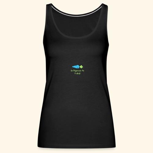 La Légumerie du T-Shirt - Débardeur Premium Femme