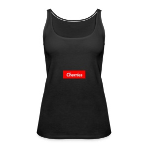 Cherries - Women's Premium Tank Top