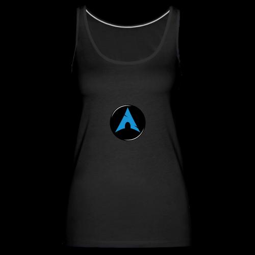 logo - Vrouwen Premium tank top