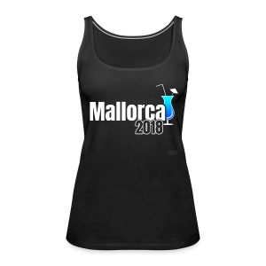 Cocktail Mallorca 2018 - Shirt - blau - Frauen Premium Tank Top
