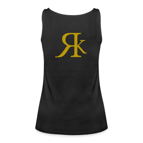 ReKreation. Gold - Frauen Premium Tank Top