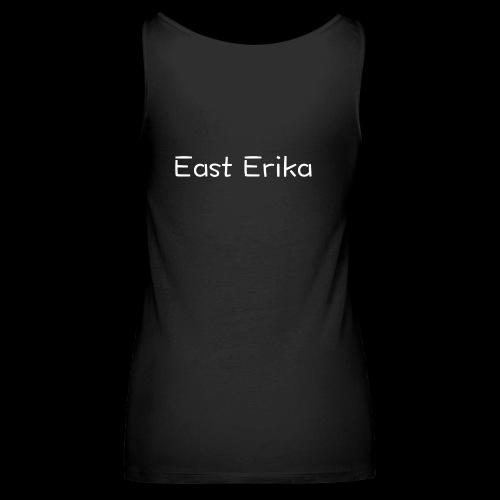 East Erika logo - Canotta premium da donna
