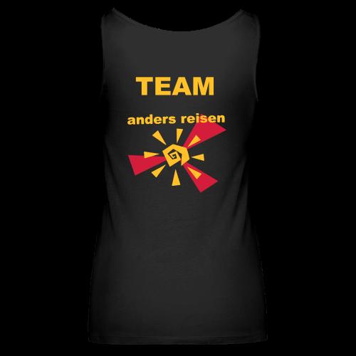 AndersReisen Teamer - Frauen Premium Tank Top