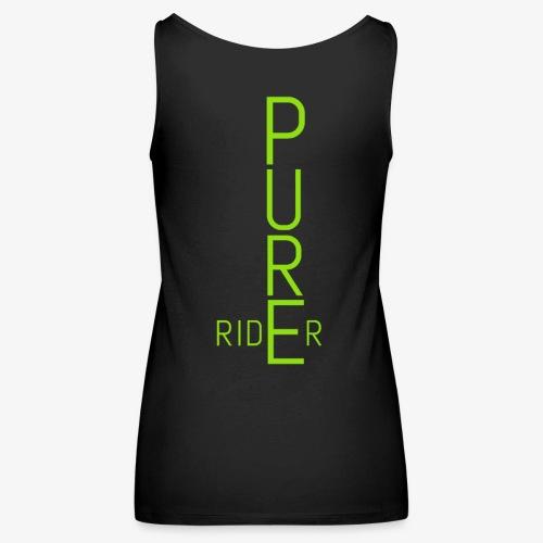 PURErider - Frauen Premium Tank Top