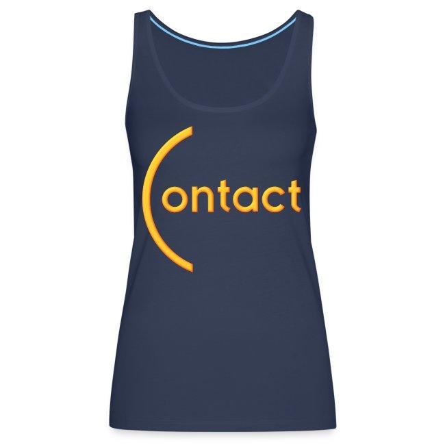 Contact relief orange