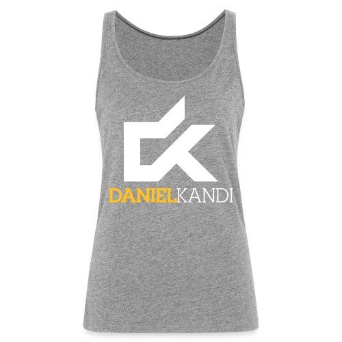 kandi black background - Women's Premium Tank Top