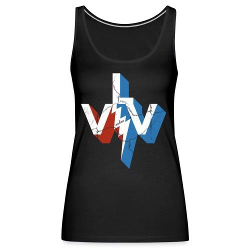 einelinie Viva Las Vegas - Frauen Premium Tank Top