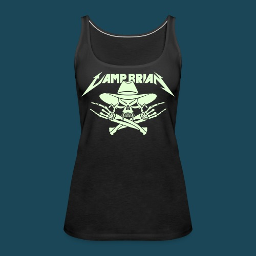Camp Brian classico vector - Women's Premium Tank Top