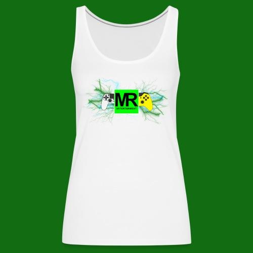 MRE Logo + Controller - Frauen Premium Tank Top