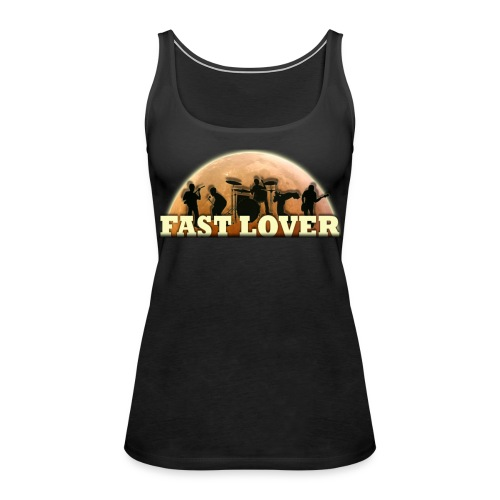 Fast Lover - Frauen Premium Tank Top