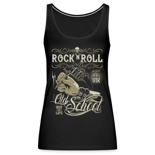 Rebel Ink - Camiseta de tirantes premium mujer