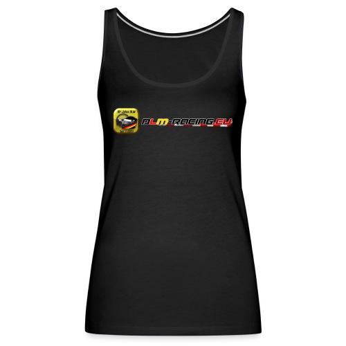 DLM-Racing-eu Logo+URL - Frauen Premium Tank Top