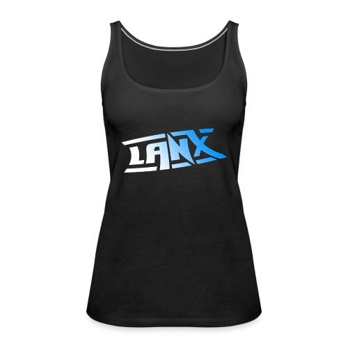 LanX Merch! - Women's Premium Tank Top