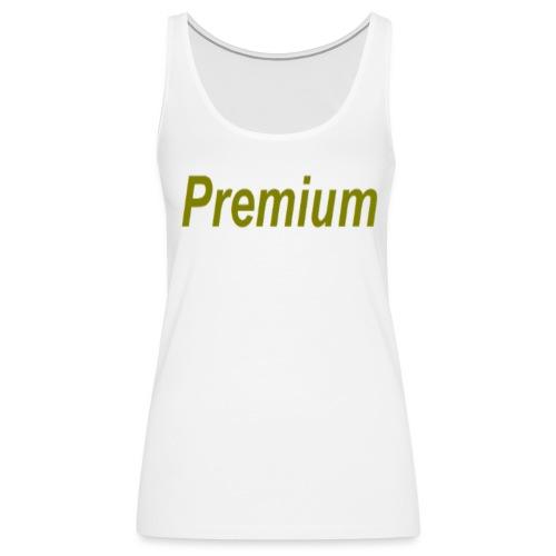 Premium - Women's Premium Tank Top