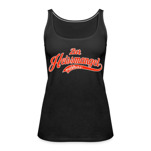 Wanderers Style Red - Frauen Premium Tank Top