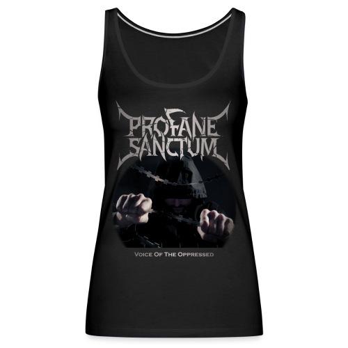 Voice of the Oppressed Album Art - Frauen Premium Tank Top
