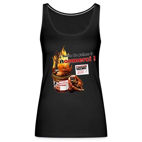 HDPN T Shirt png - Débardeur Premium Femme