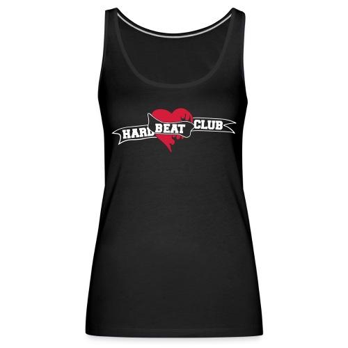 Hardbeatclub 2 farbig - Frauen Premium Tank Top