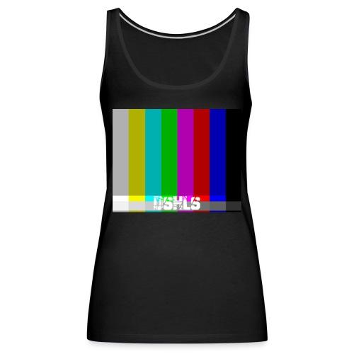 No señal - Camiseta de tirantes premium mujer