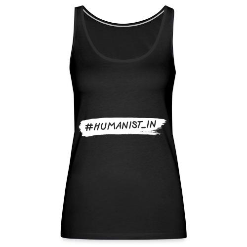 Humanist - Frauen Premium Tank Top