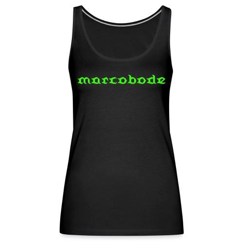 marcobode - Frauen Premium Tank Top