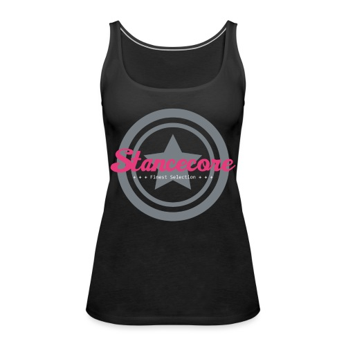 Stancecore SQUARE Logo - Frauen Premium Tank Top