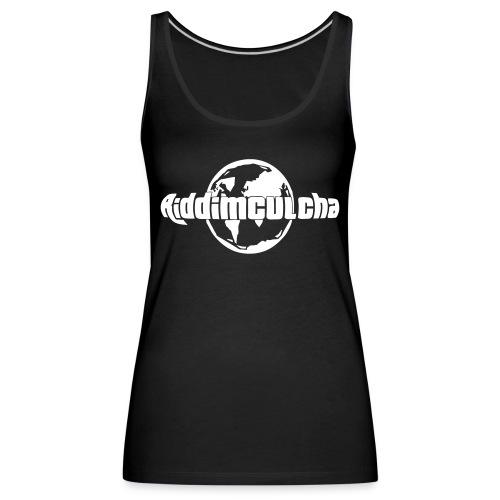 Riddimculcha - Frauen Premium Tank Top