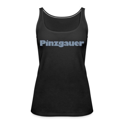 pinzgauer grau - Frauen Premium Tank Top