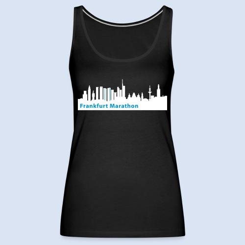 Frankfurt Marathon Skyline - Frauen Premium Tank Top