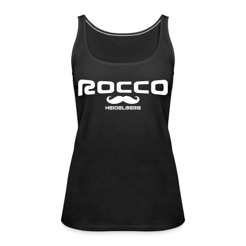 Mustache-ROCCO - Frauen Premium Tank Top