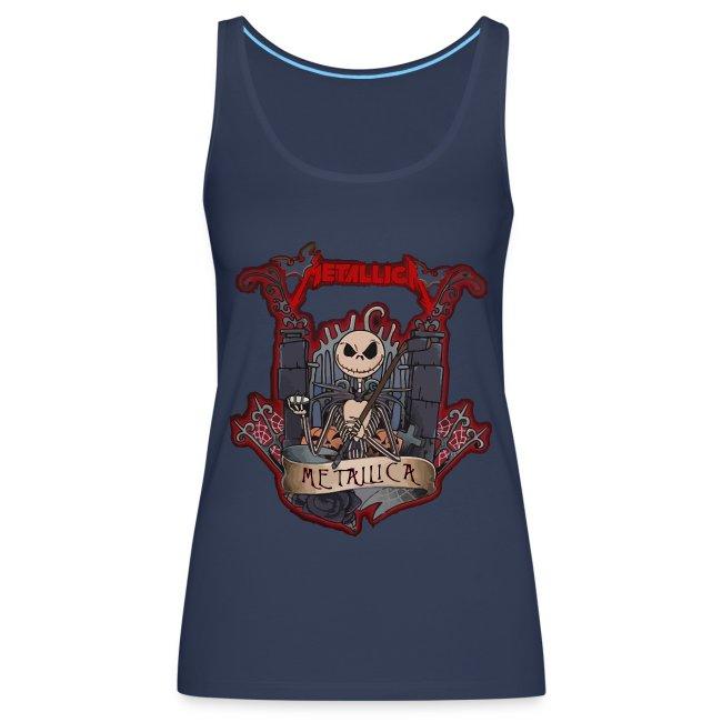 Metallic king halloween shirt