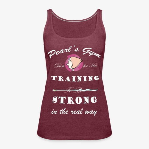 Strong in the Real Way - Canotta premium da donna