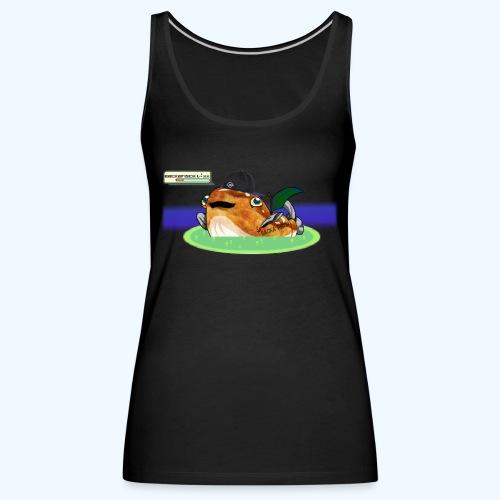 Backfisch - Frauen Premium Tank Top