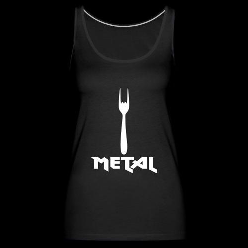 Metal - Frauen Premium Tank Top