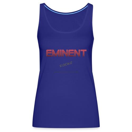 Eminent (rot) - Frauen Premium Tank Top