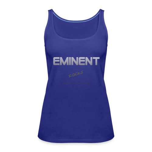 Eminent (weiß) - Frauen Premium Tank Top