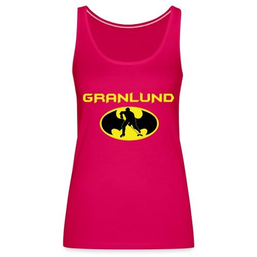 granlund lepakkomies - Naisten premium hihaton toppi