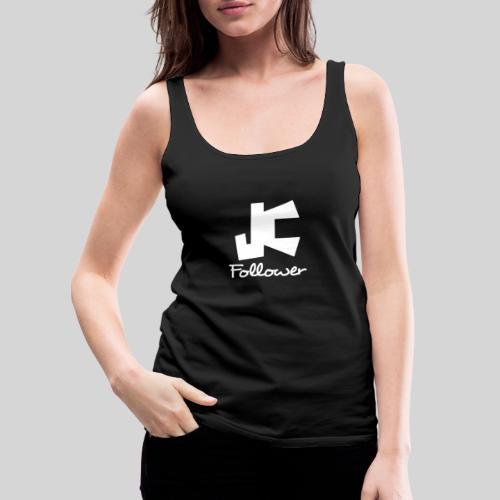JC Follower - Nachfolger Jesu Christi - Frauen Premium Tank Top